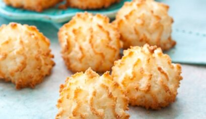 best recipes for the holidays like no bake macaroons