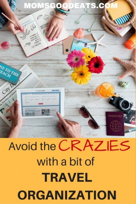 what are some tips in travel organization to avoid the crazies